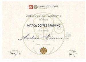 Università del Caffè illy - Mitaca