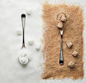 zucchero e zucchero di canna nessuna differenza