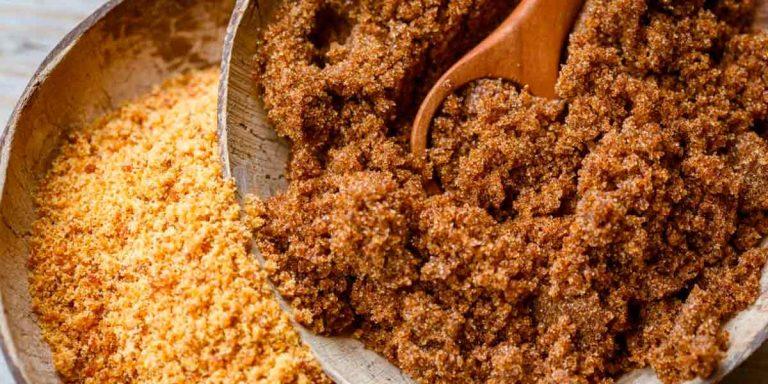 zucchero di canna vari livelli di melassa