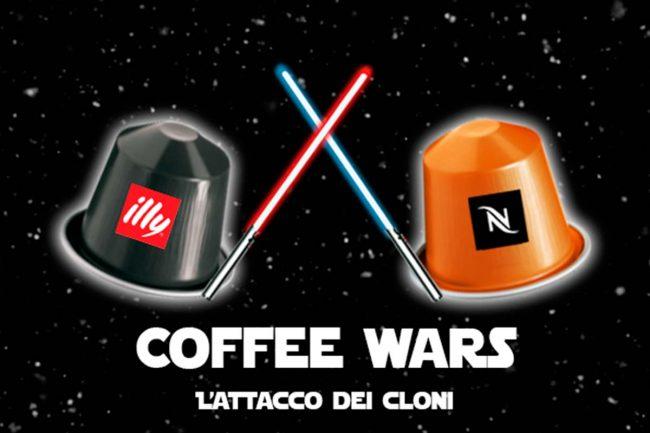 illy compatibile Nespresso: l'attacco dei cloni