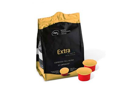 sacchetto capsule caffe espresso mitaca mps extra